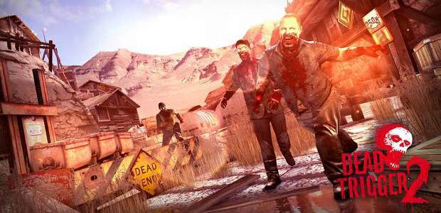 Dead Trigger 2 coming to Android, iOS on Oct 23