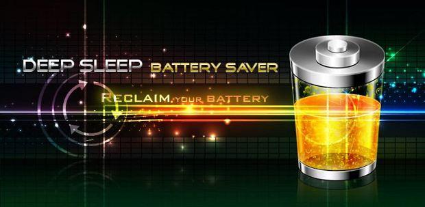 App review: Deep Sleep Battery Saver