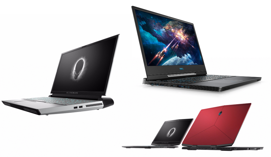 Dell G7, Alienware Area-51m, Alienware m15 gaming laptops unveiled in India, starts at Rs 1,57,399