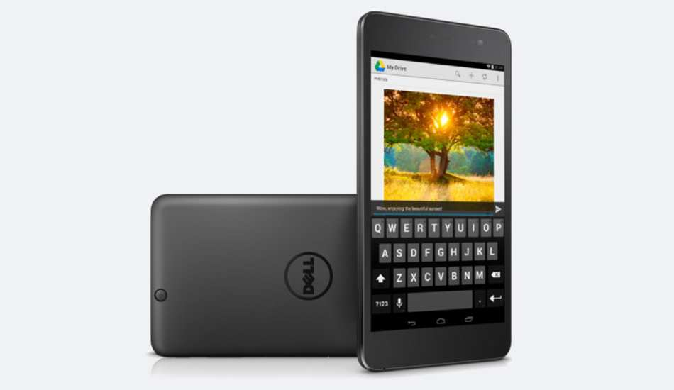 Dell Venue 7 3741 launched; available for less than Rs 6K