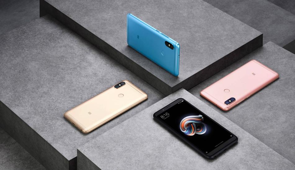 Top 5 Smartphones under Rs 15,000: March 2018