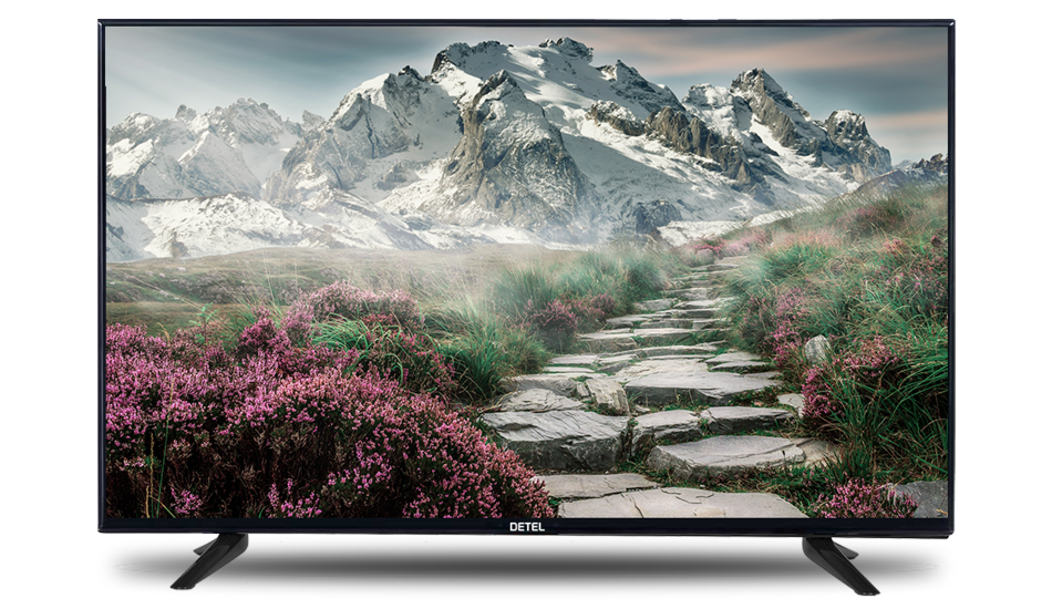 Detel launches six new Star-series LED TVs starting at Rs 3,699