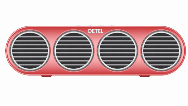 Detel Amaze Bluetooth speaker launched in India for Rs 2,399