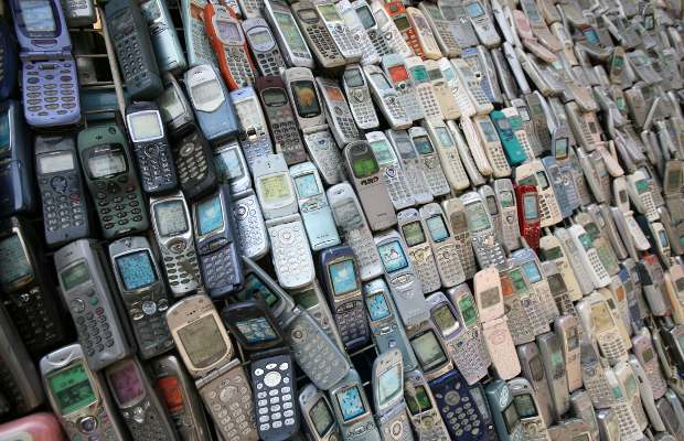 Amazing ways to destroy your mobile phone
