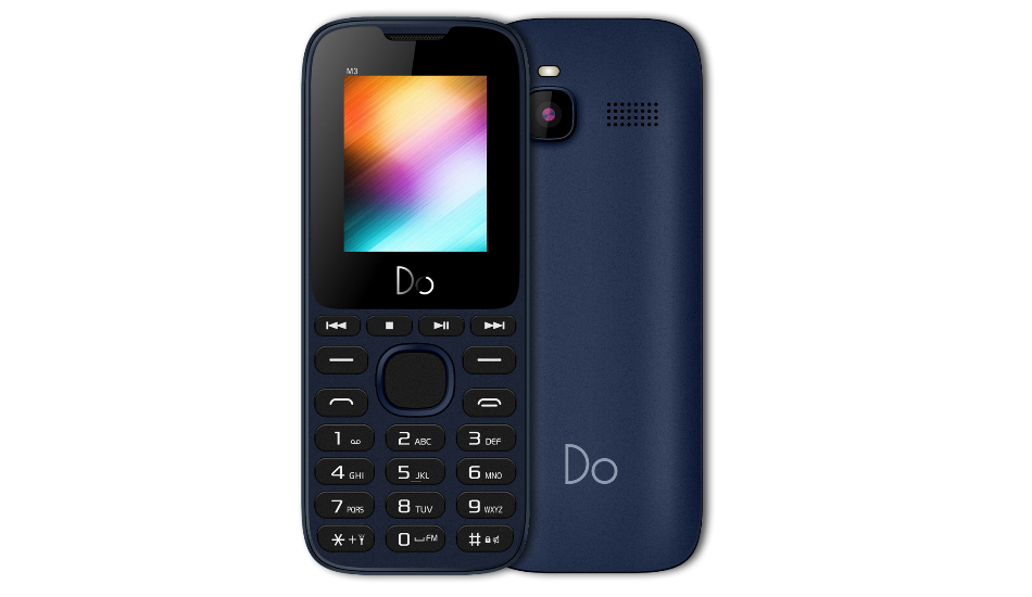 Do Mobile announces M3, M31 feature phones in India, starts at Rs 769