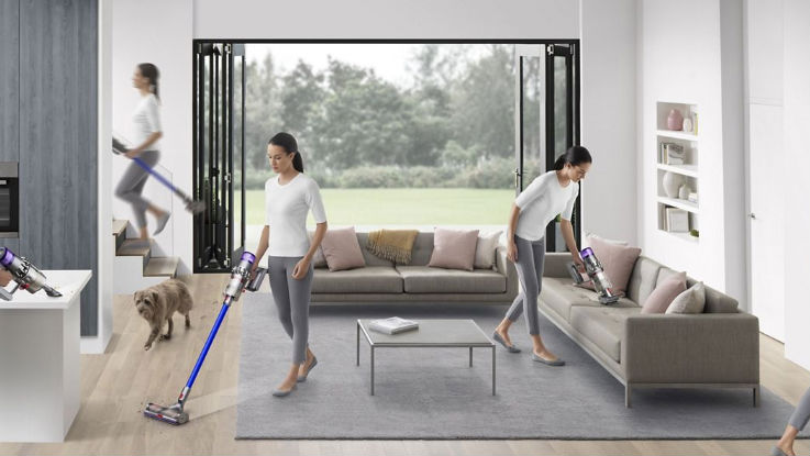 Dyson introduces new air purifier with fan, task light and cord-free vacuum in India