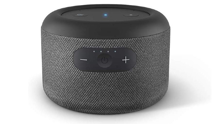 Amazon Echo Input Portable Smart Speaker Edition launched in India