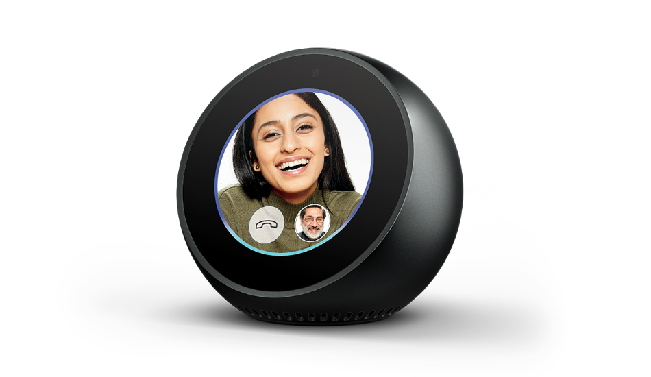 Amazon  Echo Spot launched in India, a smart speaker with circular display