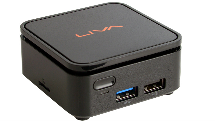 ECS Liva Q, world's smallest PC, launched in India