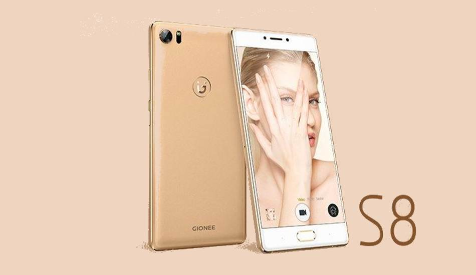 Gionee S8 launching in India by April, revealed at MWC 2016