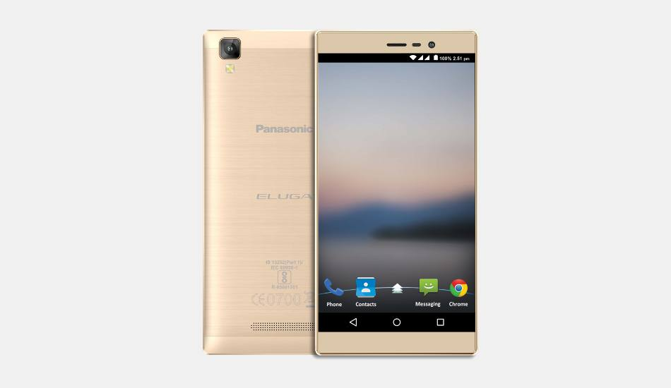 Panasonic Eluga A2 with 4G VoLTE, 4000mAh battery launched at Rs 9,490