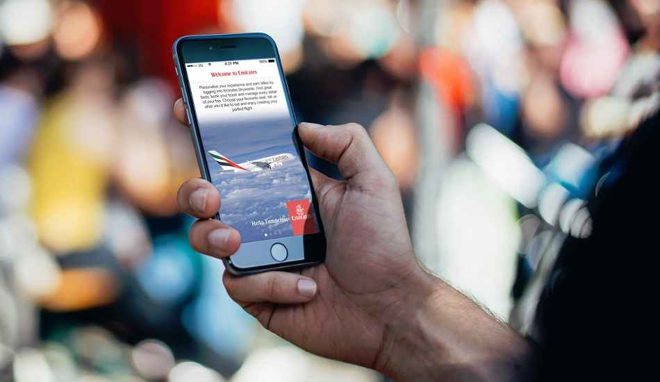 Emirates Airlines launches app for iPhone; Android version in making