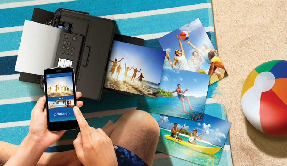 Epson PictureMate PM520 colour inkjet photo printer launched in India at Rs 19,999