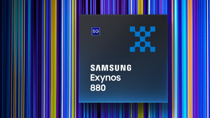 Samsung Exynos 880 5G chipset announced