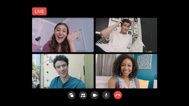 Facebook rolls out Live broadcast feature to Messenger Rooms
