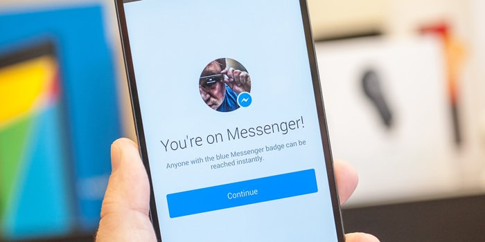 Facebook now rolling out new Messenger 4 app update