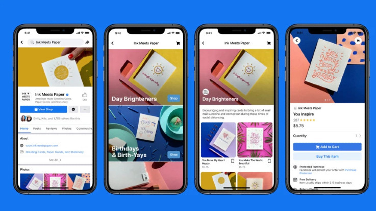 Facebook introduces Shops to bring small businesses online