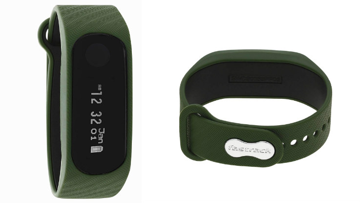 Fastrack Reflex 2.0 fitness band launched in India for Rs 1,995