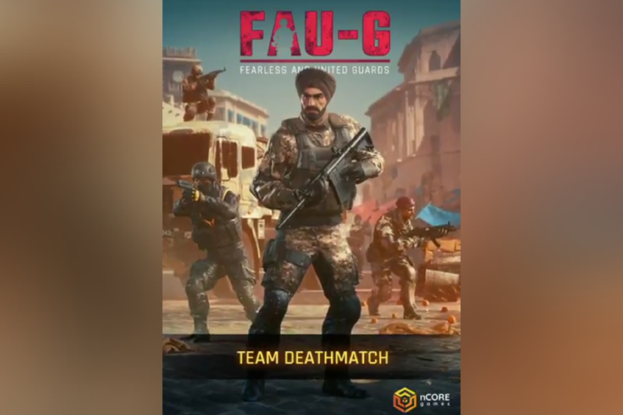 FAU-G multiplayer mode is coming soon