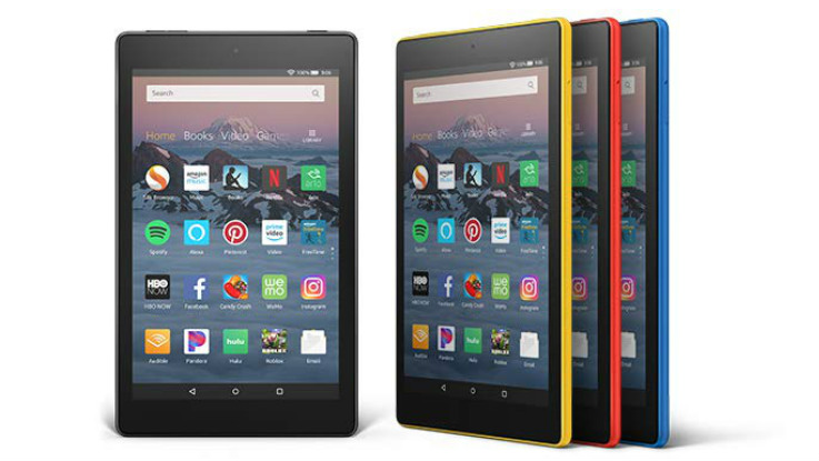 Amazon Fire HD 8, Fire HD 8 Kids tablets with Alexa voice assistant announced