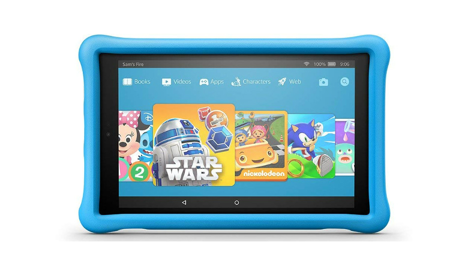 Amazon Fire HD 10 Kids Edition launched with full-screen Alexa experience