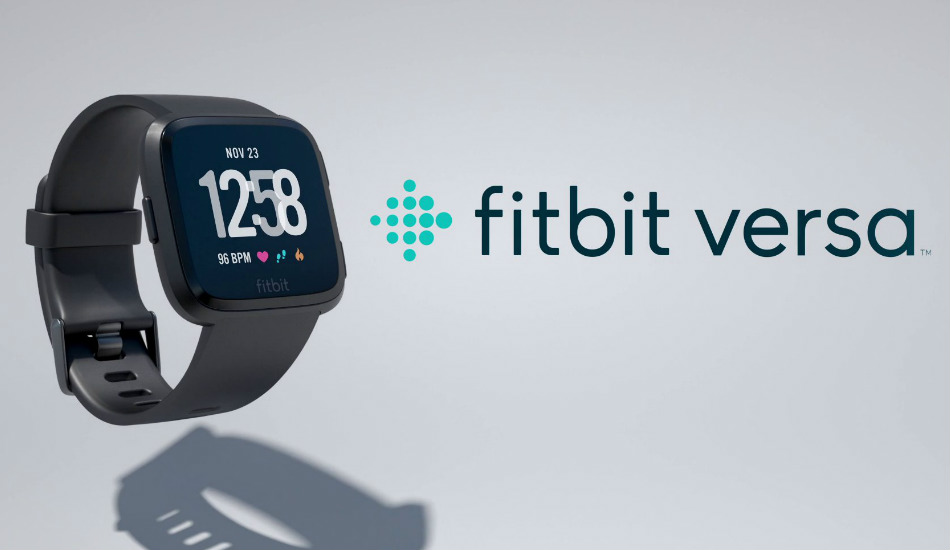 Fitbit tipped to launch a new smartwatch known as Versa