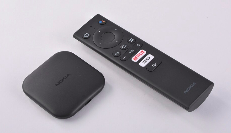 Flipkart launches Nokia Media Streamer with Android 9 and dedicated remote at Rs 3,499