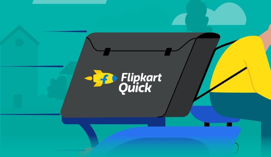 Flipkart Quick hyperlocal 90-minute delivery service launched in Bengaluru