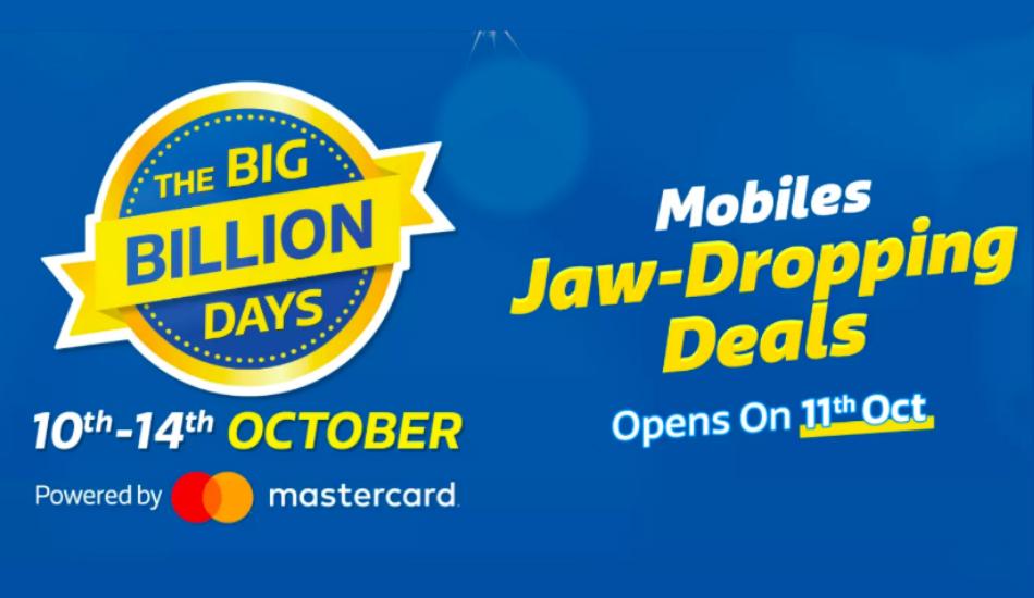 Flipkart Big Diwali Sale 2019 announced, top deals on smartphones, TVs and more