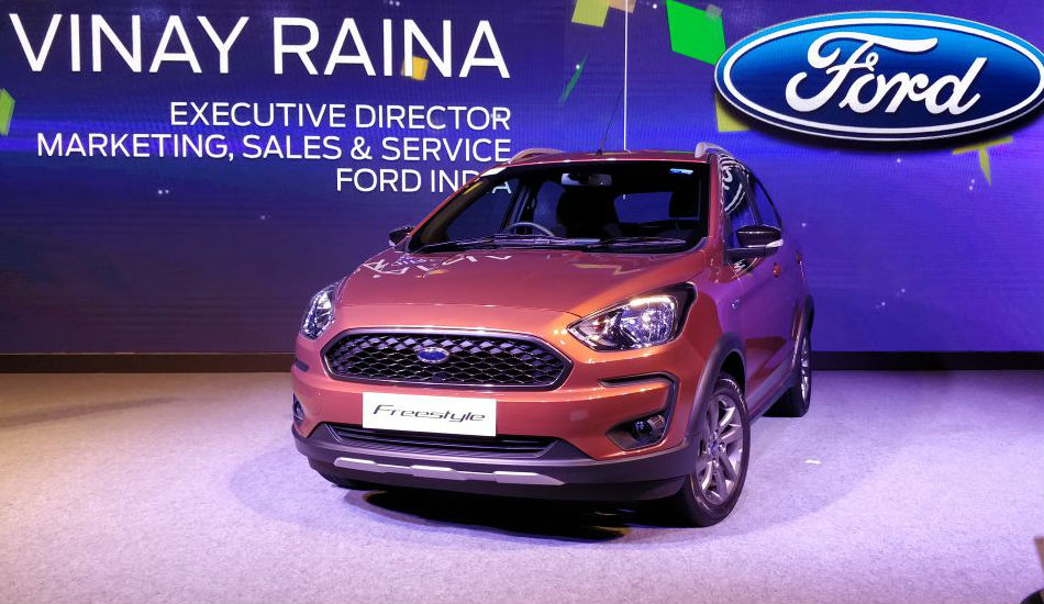 Ford Freestyle in Pictures