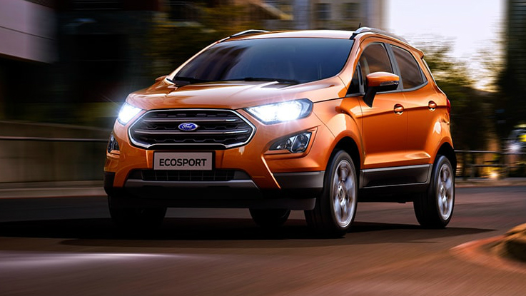 Ford EcoSport Titanium+ petrol variant launched in India at Rs 10.47 lakh