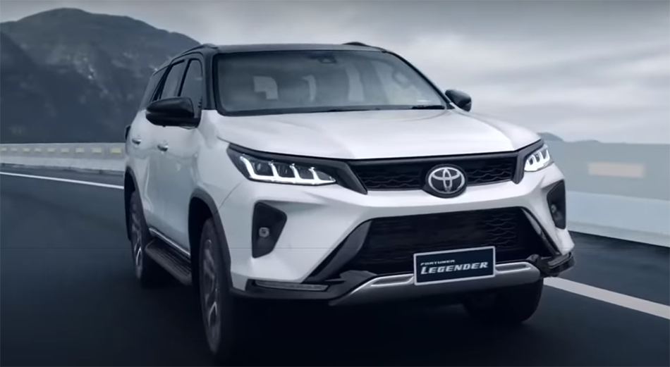 New Toyota Fortuner revealed, India debut likely in 2021