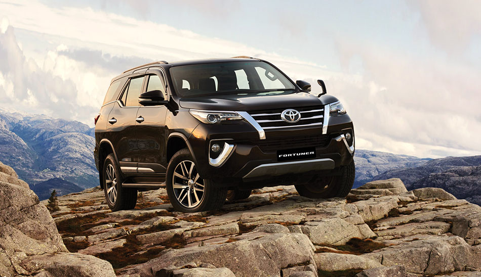 Toyota Fortuner SUV B6 variant prices hiked in India