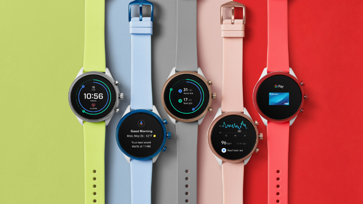 Google to acquire Fossil Group's smartwatch technology