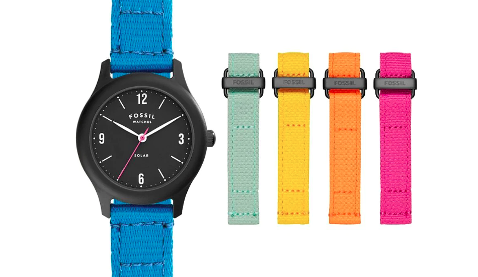 Fossil Solar Watch launched in India, can be charged through sunlight