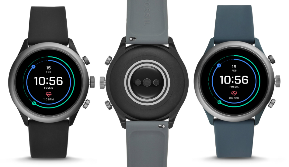 Fossil unveils Fossil Sport in India with Snapdragon Wear 3100 for Rs 17,995