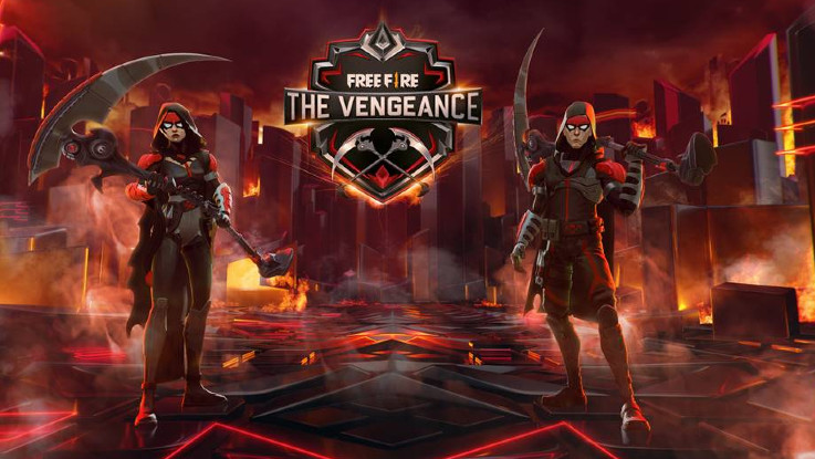Garena Free Fire introduces The Vengeance Event in India