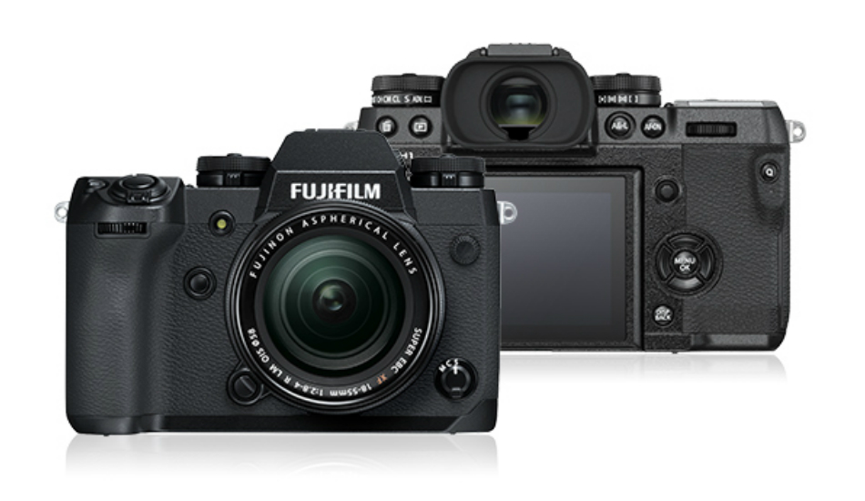 Fujifilm X-H1 mirrorless digital camera with 5-axis in-body image stabilization launched in India