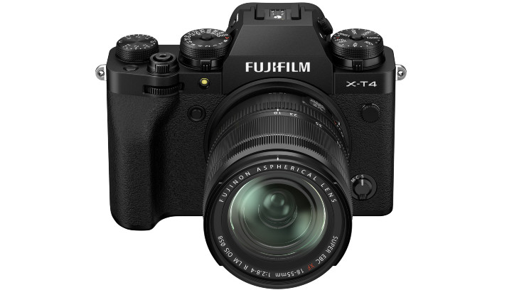 Fujifilm X-T4 mirrorless camera launched in India