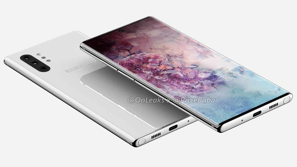 Samsung Galaxy Note 10 tipped to launch on August 10, Galaxy Note 10 Pro renders leak