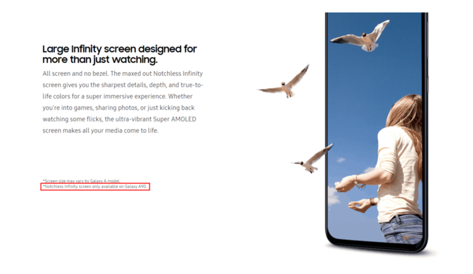 Samsung Galaxy A90s battery capacity revealed