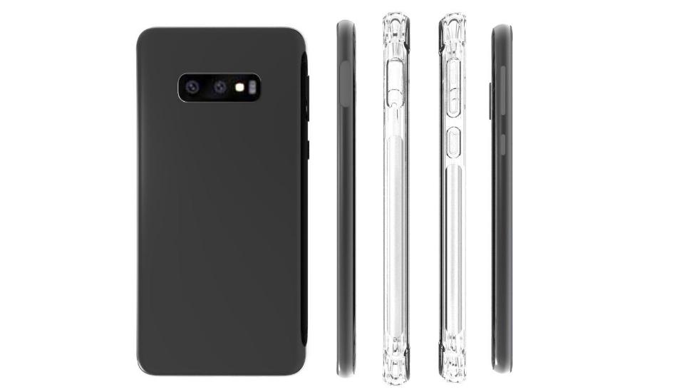 Samsung Galaxy S10 Lite renders reveal side-mounted fingerprint scanner, dual vertical cameras