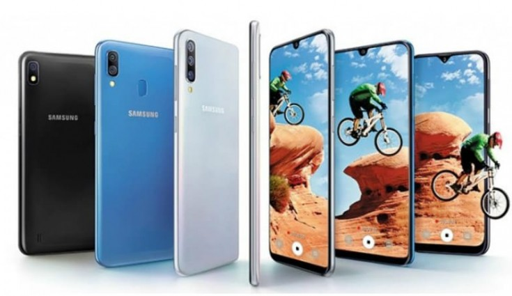 Samsung Galaxy A50, Galaxy A30, Galaxy A10 launched in India, price starts Rs 8,490