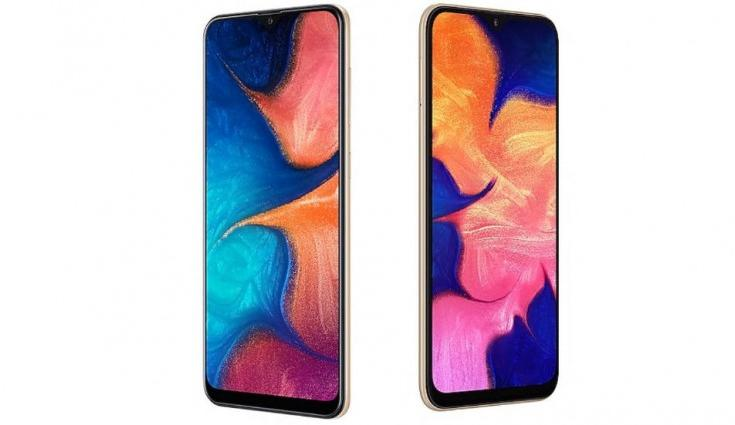 Samsung Galaxy A20s leaked specs show 4,000mAh battery and triple cameras