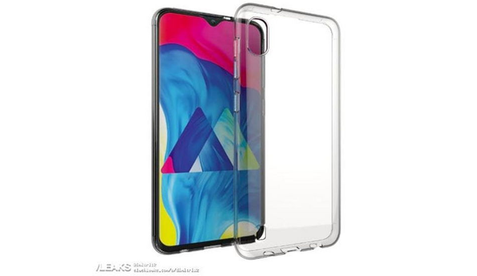Samsung Galaxy A10s leaked specs show dual rear cameras and 4000mAh battery