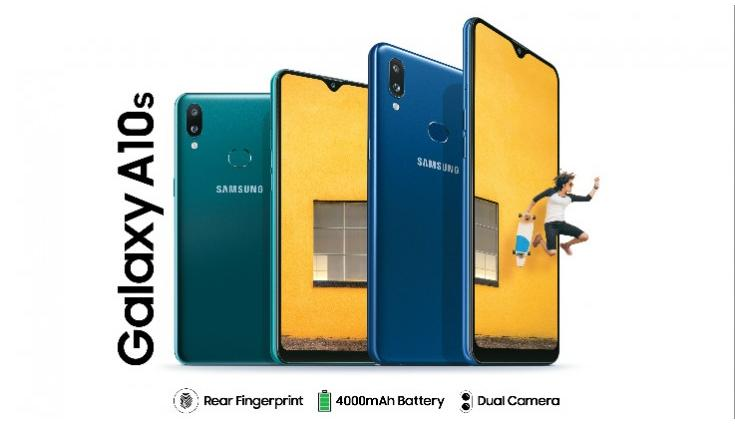 Samsung Galaxy A10s gets a price cut in India