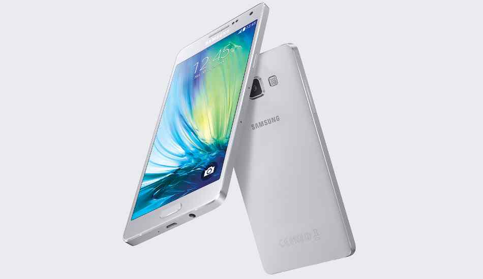 Android Nougat rolled out for Samsung Galaxy A5 (2017) Nougat in India