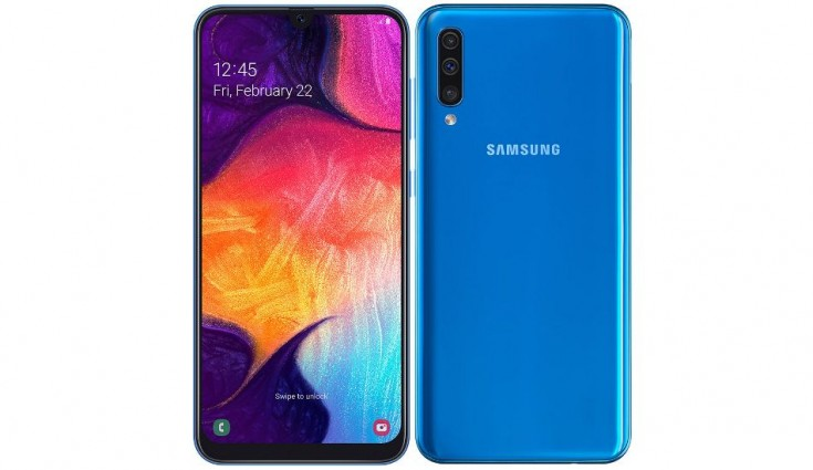 Samsung Galaxy A50 might get Android 10 update in near future