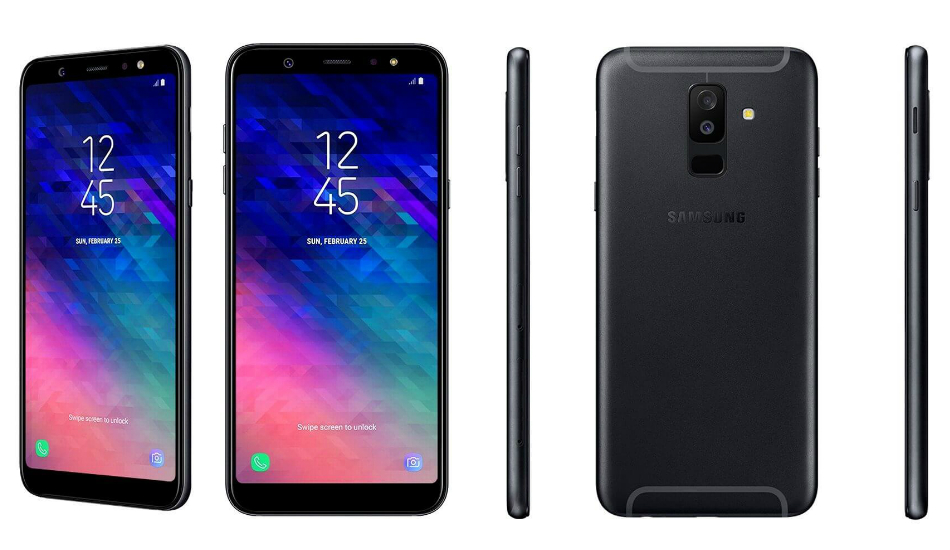 Samsung Galaxy A6 (2018) specs revealed in leaked training video