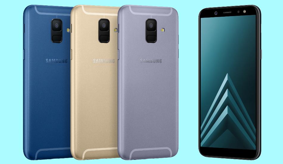 Samsung Galaxy A6 and A6+ go official with Infinity Display, Live Focus camera